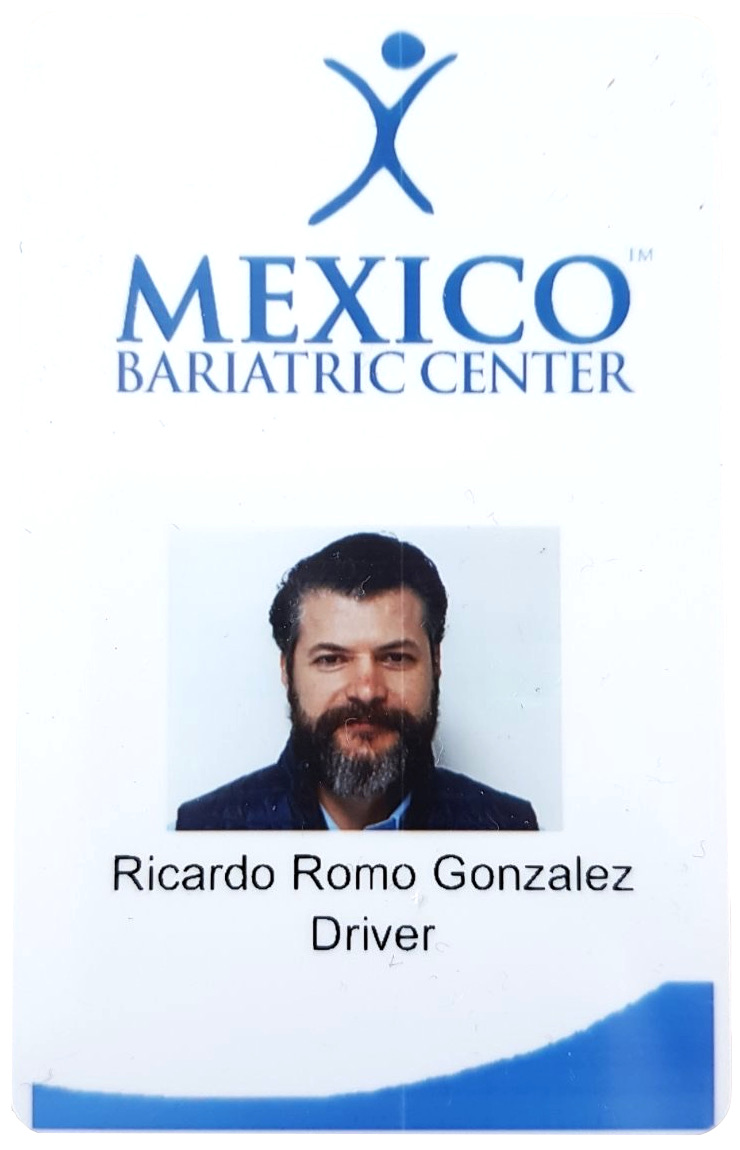 Ricardo Romo Driver at Mexico Bariatric Center
