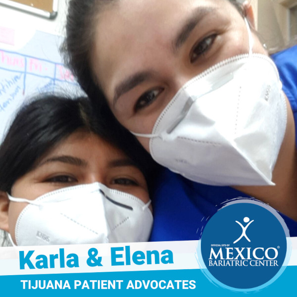 Karla and Elena - Mexico Bariatric Center