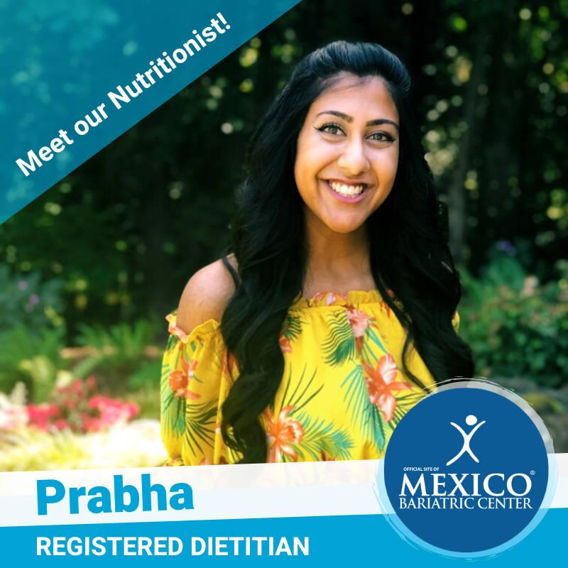 Prabha - Registered Dietitian - Mexico Bariatric Center