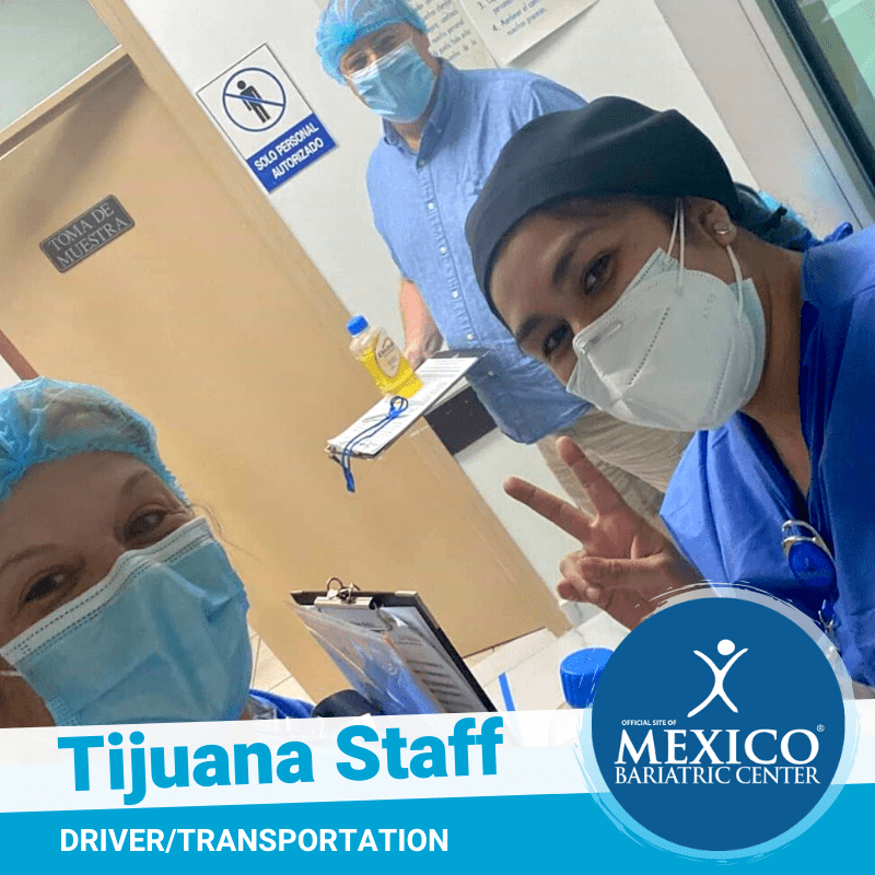 Tijuana Hospital Staff - Mexico Bariatric Center