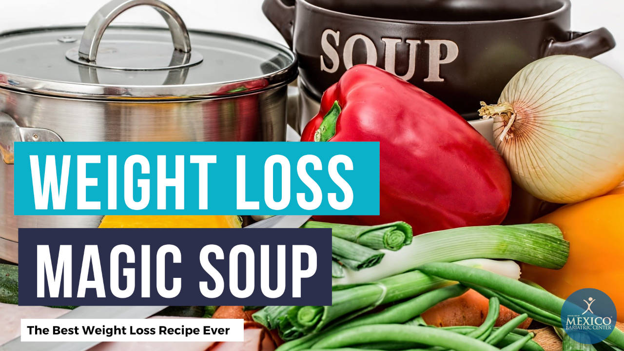 Weight Loss Magic Soup Recipe - The Best Weight Loss Recipe