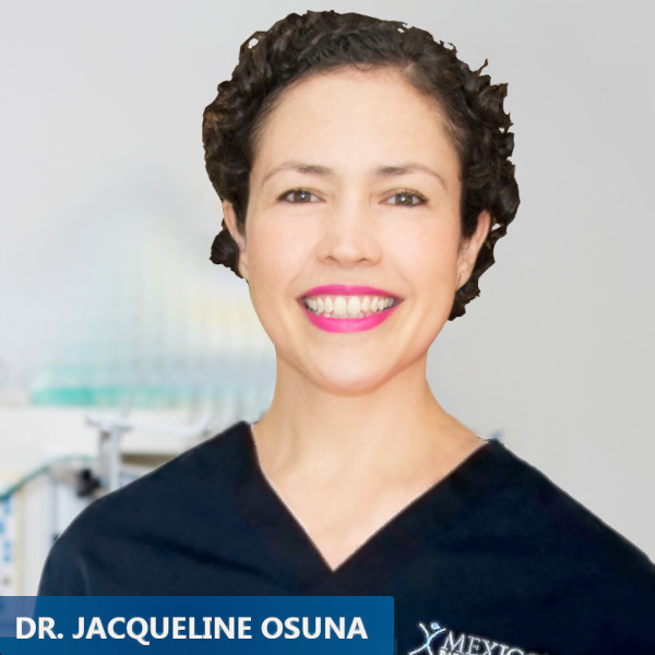 Dr. Jacqueline Osuna - Mexico Bariatric Surgeon