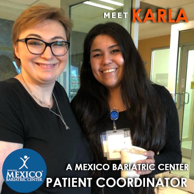 Meet Karla - Mexico Bariatric Center Patient Coordinator