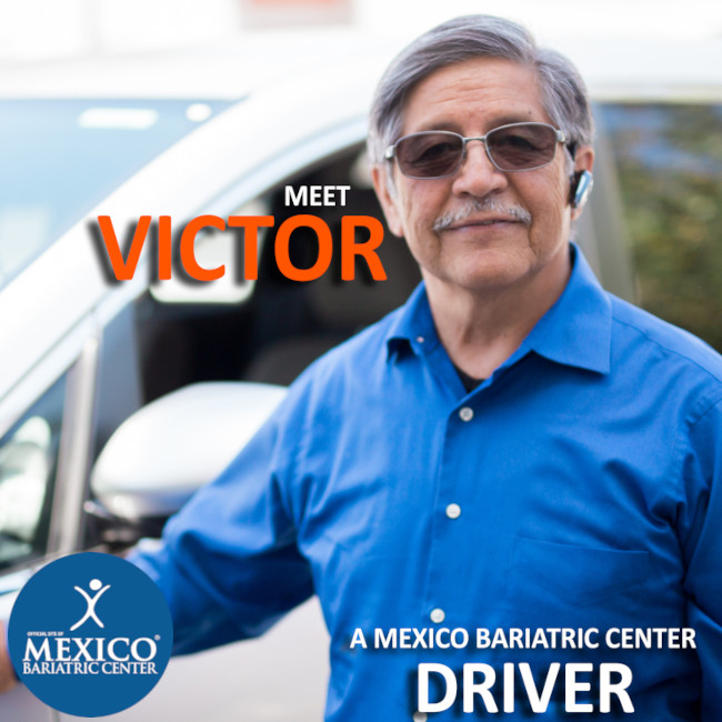 Meet Victor - Mexico Bariatric Center Driver