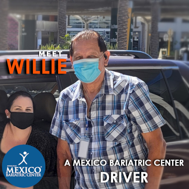 Meet Willie - Mexico Bariatric Center Driver