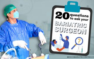 20 Questions to Ask Your Gastric Sleeve Surgeon