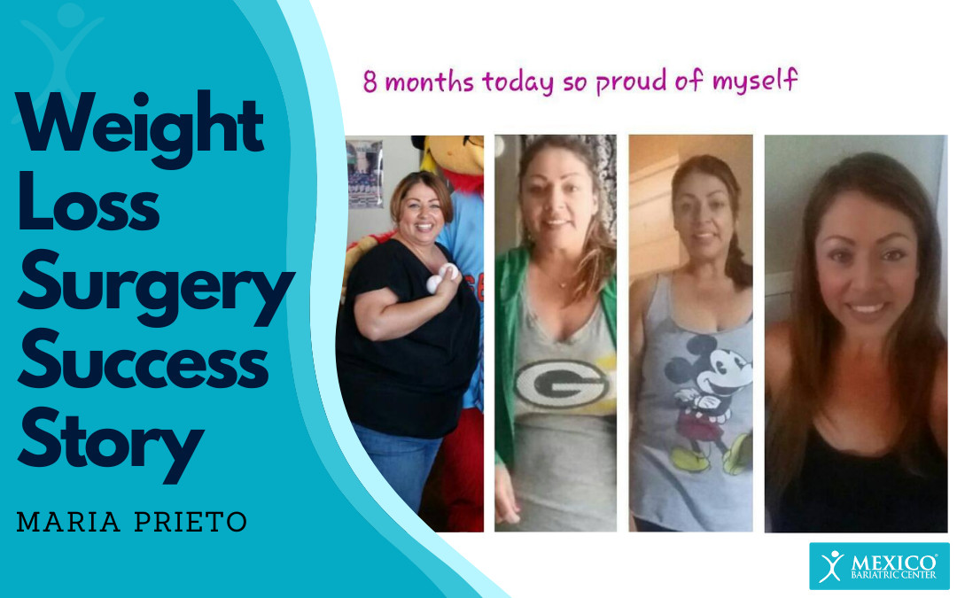 Maria's Weight Loss Surgery Transformation