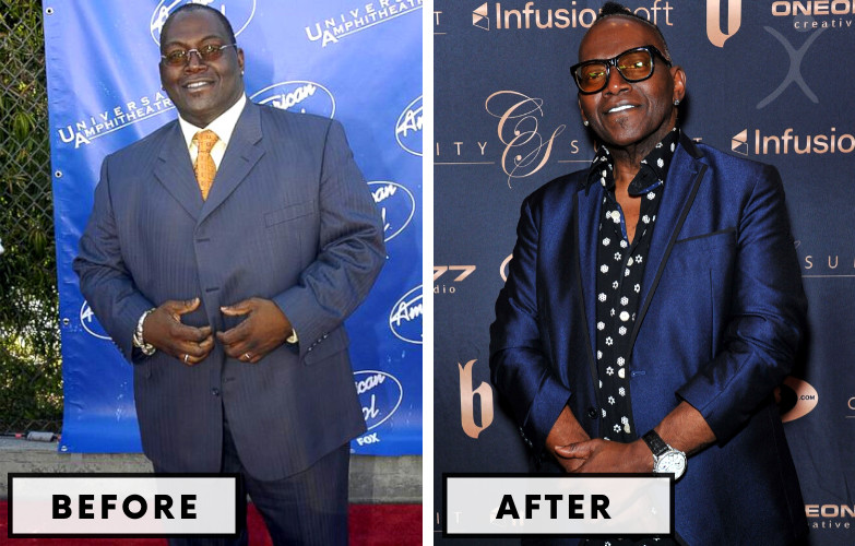 Randy Jackson Gastric Bypass - Celebrity Weight Loss Surgery