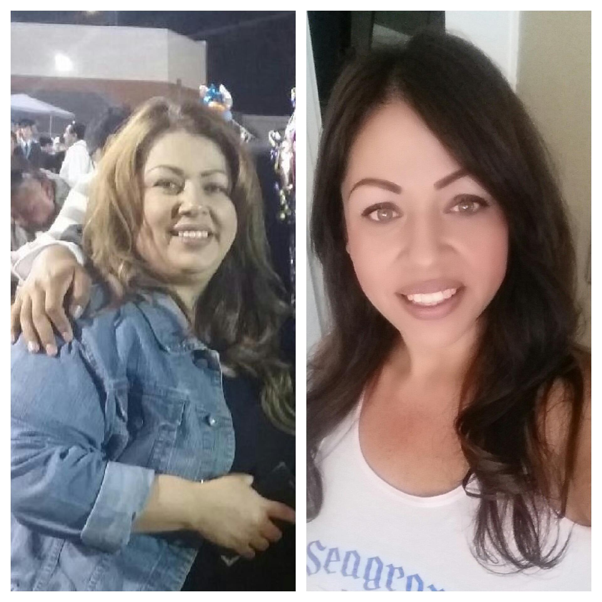 Rosie Ramirez Before and After Success