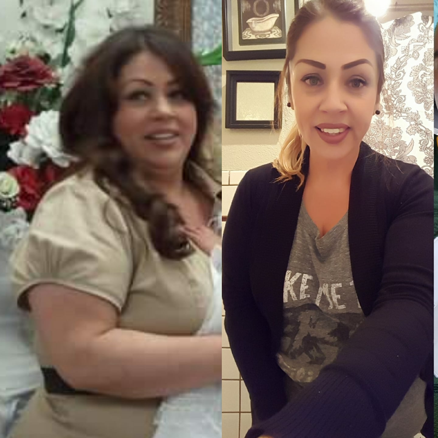 Rosie Ramirez Before and After Transformation