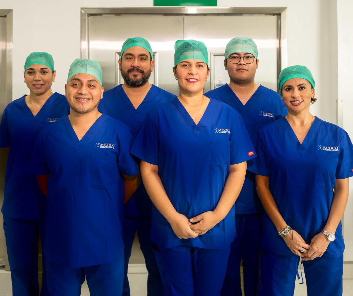 Dr. Louisiana Valenzuela Bariatric Surgical Team in Tijuana Mexico