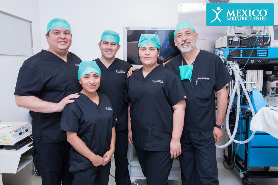 Dr. Valenzuela Surgical Team
