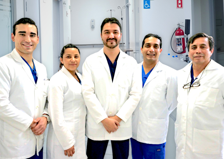 Dr. Miguel Montalvo Surgical Team at Mexico Bariatric Center in Tijuana