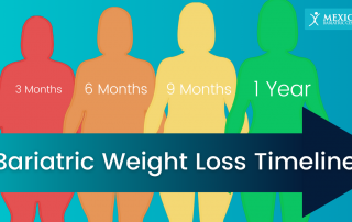 Bariatric Surgery Weight Loss Timeline