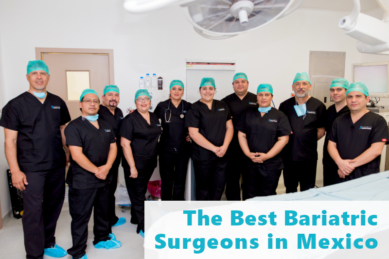 The Best Bariatric Surgeons in Mexico - Mexico Bariatric Center