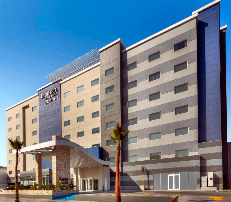 Fairfield Inn & Suites in Tijuana Mexico