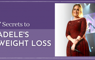 Adeles 7 secrets to weight loss