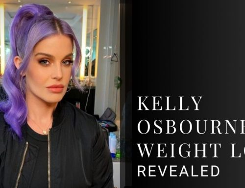 Kelly Osbourne's Weight Loss Surgery Revealed