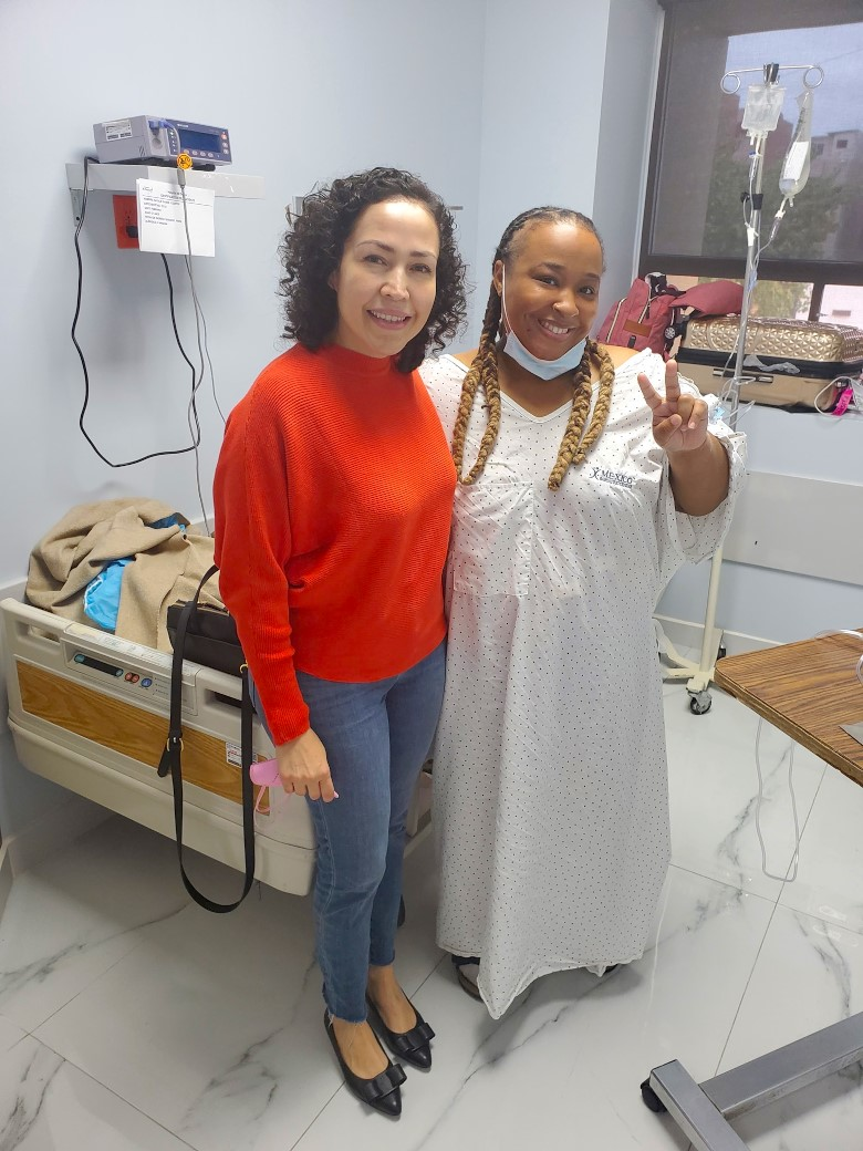 Bariatric Surgery Patient with Dr. Jacqueline Osuna