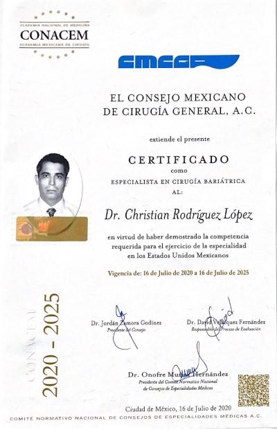 Dr. Christian Rodriguez Lopez ACADEMIA NACIONAL DE MEDICINA_210816_210014