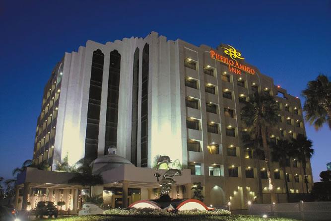 Hotel Pueblo Amigo Tijuana