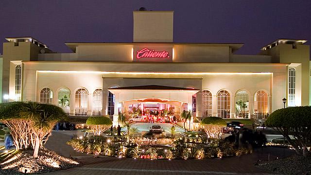 Caliente Casino Hipodromo and Racetrack