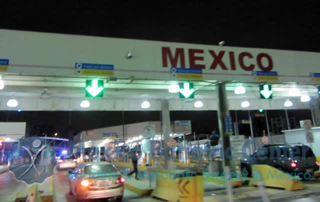 Border Tijuana, Mexico